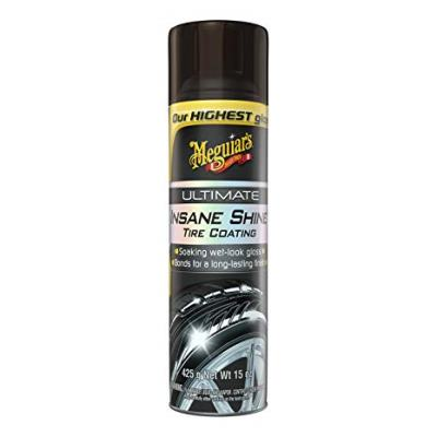 G190315 Спрей для чернения шин - Meguiar`s Ultimate Insane Shine™ Tire Coating (425 г.)