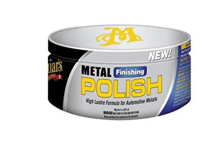Полироль финишный для металла Meguiar's G156 Metal Finishing Polish