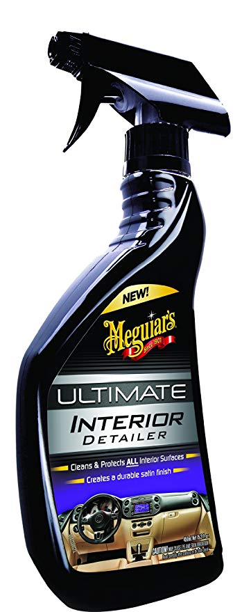 Спрей для ухода за салоном Meguiar's G162 Ultimate Interior Detailer