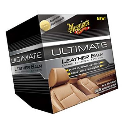 Бальзам для кожи Meguiar's G189 Ultimate Leather Balm