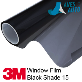 3M Window Black Shade 15