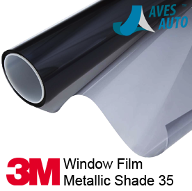 3M Window Film Metallic Shade 35