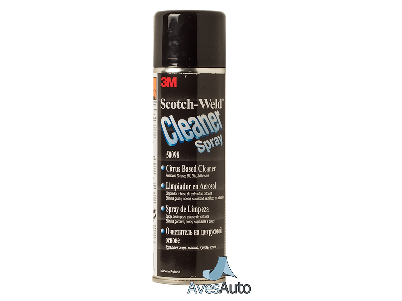 3M cleaner spray scotch weld