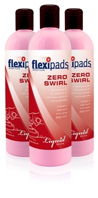 Паста антиголограммная Flexipads Liquid Shine Zero Swirl 500 мл