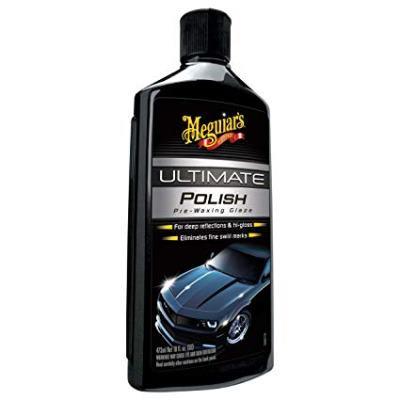 Автомобильный полироль Meguiar's G192 Ultimate Polish Pre-Waxing Glaze